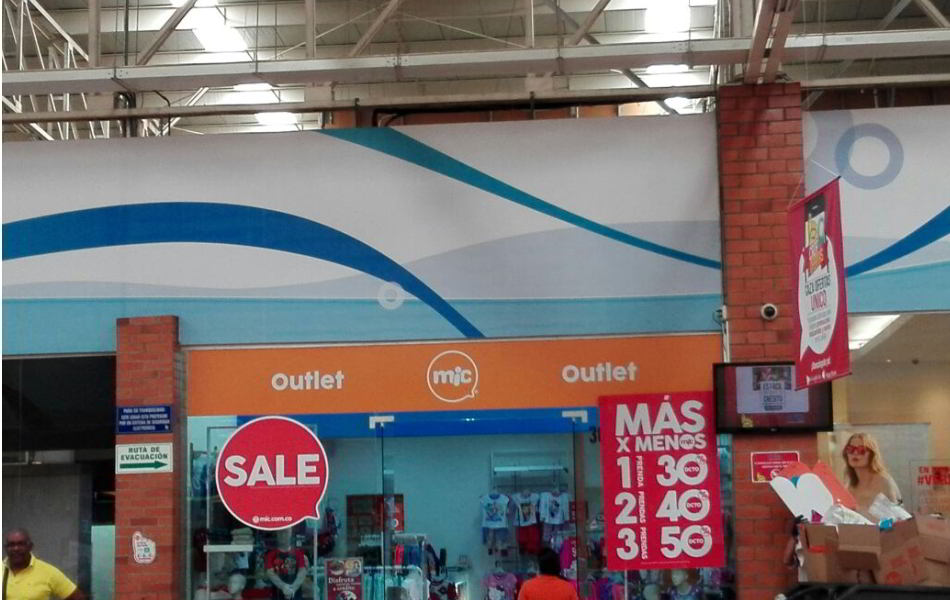 Tienda MIC – Centro Comercial Único – Dosquebradas