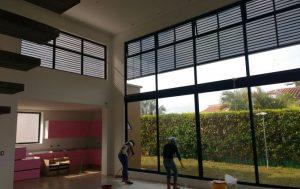 Carpintería en Aluminio | La Vidriera