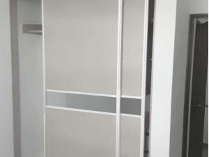 La Vidriera - Servicios - carpinteria en aluminio - closets