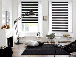 La Vidriera - Servicios cortinas y persianas - cortina romana