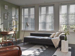 La Vidriera - Servicios cortinas y persianas - persianas horizontales aluminio