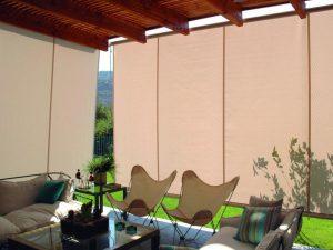 La Vidriera - Servicios cortinas y persianas - toldos vertical verona