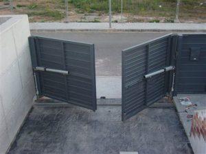 La Vidriera - Servicios - automatismos - puertas batientes