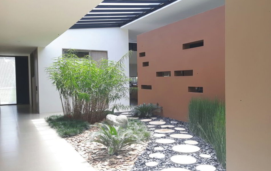 La Vidriera - Proyectos - casa echeverry
